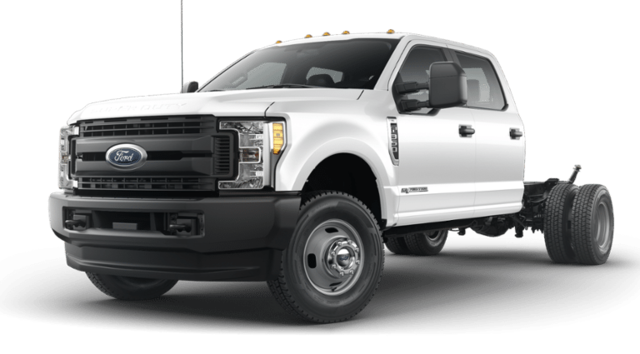 2019 Ford Chassis Cab F-350 XL Commercial-truck 4X4